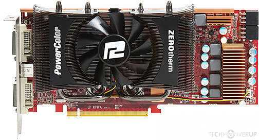 Ati Radeon HD4890(PowerColor) HD4890,1GB DDR5,256bitna